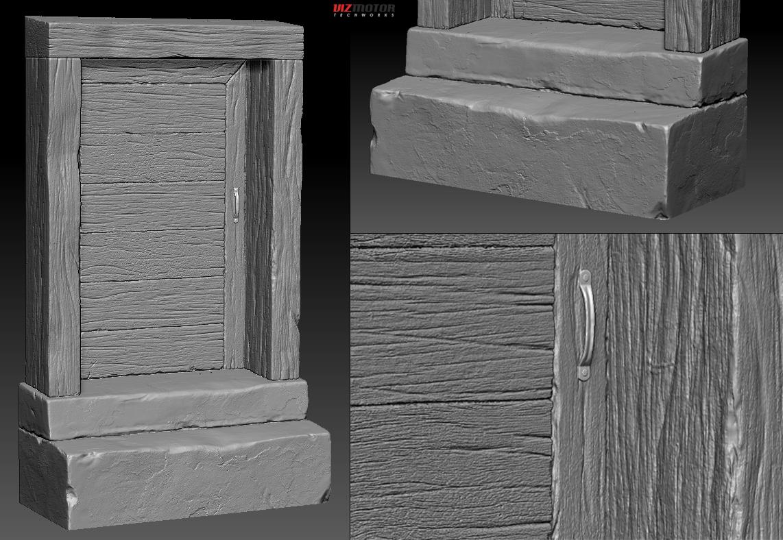 VizMotor_Door&Steps